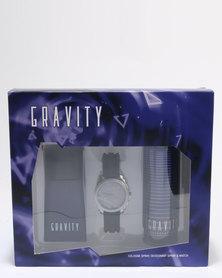 Coty Gravity 50ml Deodorant Watch