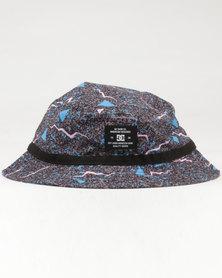 DC Printed Hat Multi