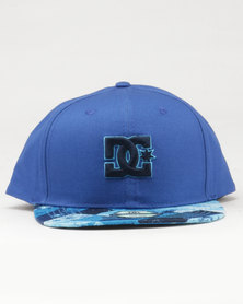 DC Snapback Blue