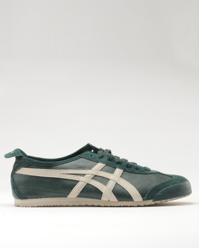 brand new c6d1f 977f0 Onitsuka Tiger Mexico 66 Vintage Sneakers Green