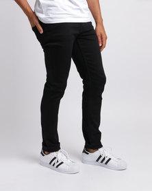 Quiksilver Freemason Jeans  Black