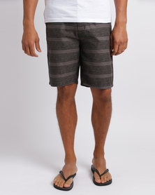 Quiksilver Woodcutter Walkshorts Grey
