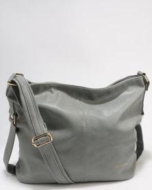 Blackcherry Bag Hobo Bag Grey
