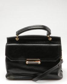 Blackcherry Bag Satchel Black