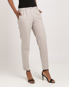 G Couture Chinos Stone