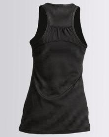 Kirkland Stripe Vest Black