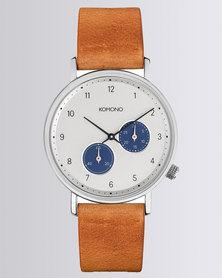 Komono Walther Watch Camel