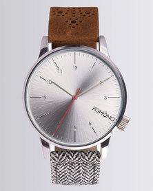 Komono Different Strap Watch Multi