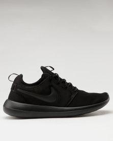Nike Roshe Two Shoes Black