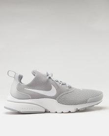 Nike Presto Fly Wolf Grey/White