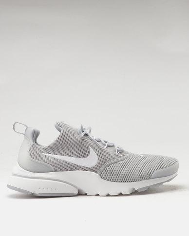 6e159d248e73 Nike Presto Fly Wolf Grey White
