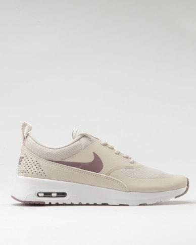 nike women 39 s air max thea sneakers beige zando. Black Bedroom Furniture Sets. Home Design Ideas