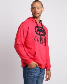 ECKÓ Unltd Hooded Jacket Red