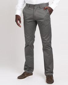 JCrew Fancy Print Chino Pants Grey