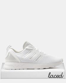 adidas ZX Flux ADV White
