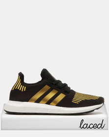 adidas Swift Run W Black/Gold