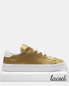 adidas Courtvantage W Gold