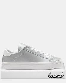 adidas Courtvantage W Silver