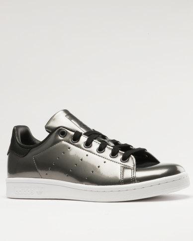 adidas silver stan smith