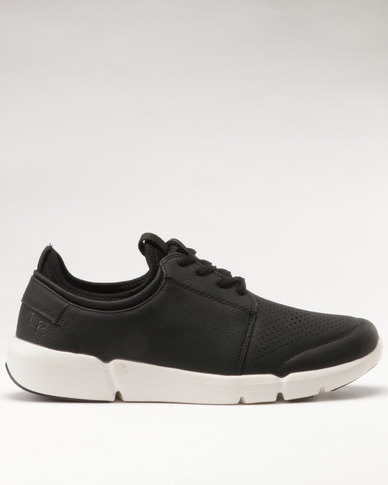 Luciano Rossi Luciano Rossi Low Cut Lace Up Sneaker Black online cheap quality yPTOdrlO