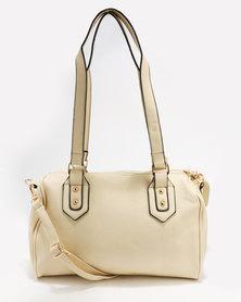 Blackcherry Bag Elegant Hand Bag Nude
