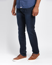 Soviet M Roma Comfort Fit Jeans Dark Indigo