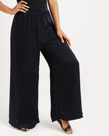 Peg Breeze Pants Navy