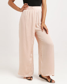 Peg Breeze Pants Pink