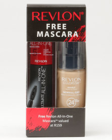 Revlon Colorstay Normal/Dry Makeup & Free Ultimate Mascara Nude