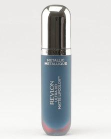 Revlon Ultra HD Matte Metallics Lipcolor Glitz