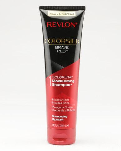 Revlon Colorsilk Color Care Shampoo Red