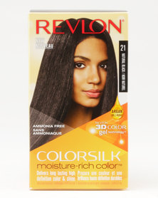 Revlon Colorsilk Moisture Rich Hair Color Natural Black