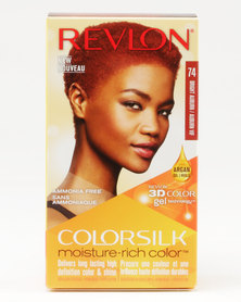 Revlon Colorsilk Moisture Rich Hair Color Bright Auburn