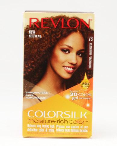 Revlon Colorsilk Moisture Rich Hair Color Golden Brown Zando