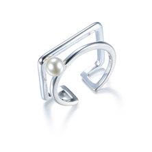Dhia Jewellery Trendy Ring Pearl