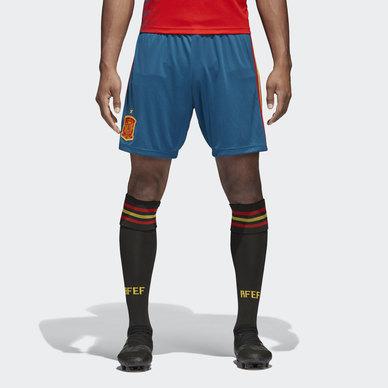 Spain Home Replica Shorts