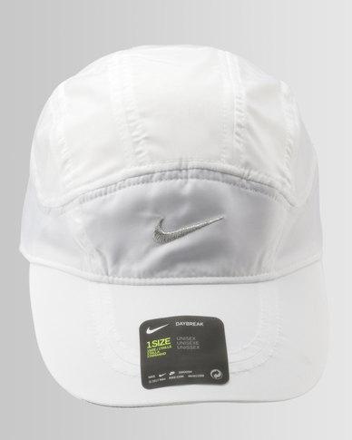 f5e54b0b5f765 Nike Performance Unisex Nike Dri-Fit Spiros Cap White
