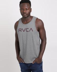 RVCA Big RVCA Tank Grey