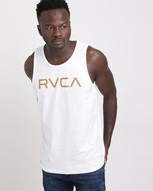 RVCA Big RVCA Tank White