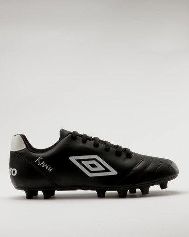 Umbro Kanu Boot Black White  0d491e382e8