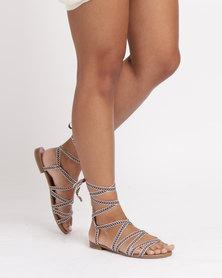Call It Spring Afauma Flat Sandals Blue