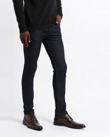 Levi's ® 519™ Extreme Skinny Fit Chainsaw Rinse