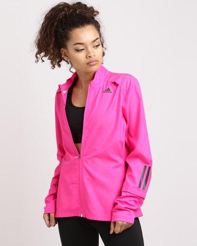 9908f7a1399f adidas Performance RS Wind Jacket W Pink