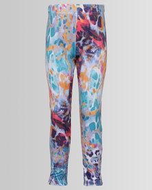 Fifth Element Girls Gemstone Leggings Multi
