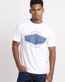 Rip Curl Section Tee White