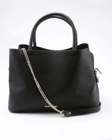 Steve Madden B Cynthia Handbag Black  f263c52136107