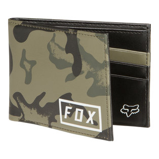 Camo Pinned Wallet