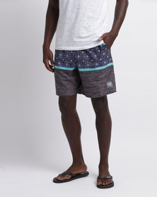 Lizzard Martel Boardshorts Grey