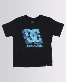 DC Tods Laters T-Shirt Black