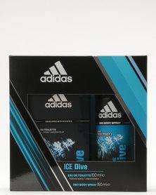 Adidas Ice Dive 100ml EDT Deodorant